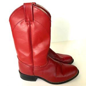 LAREDO Red Roper Boots